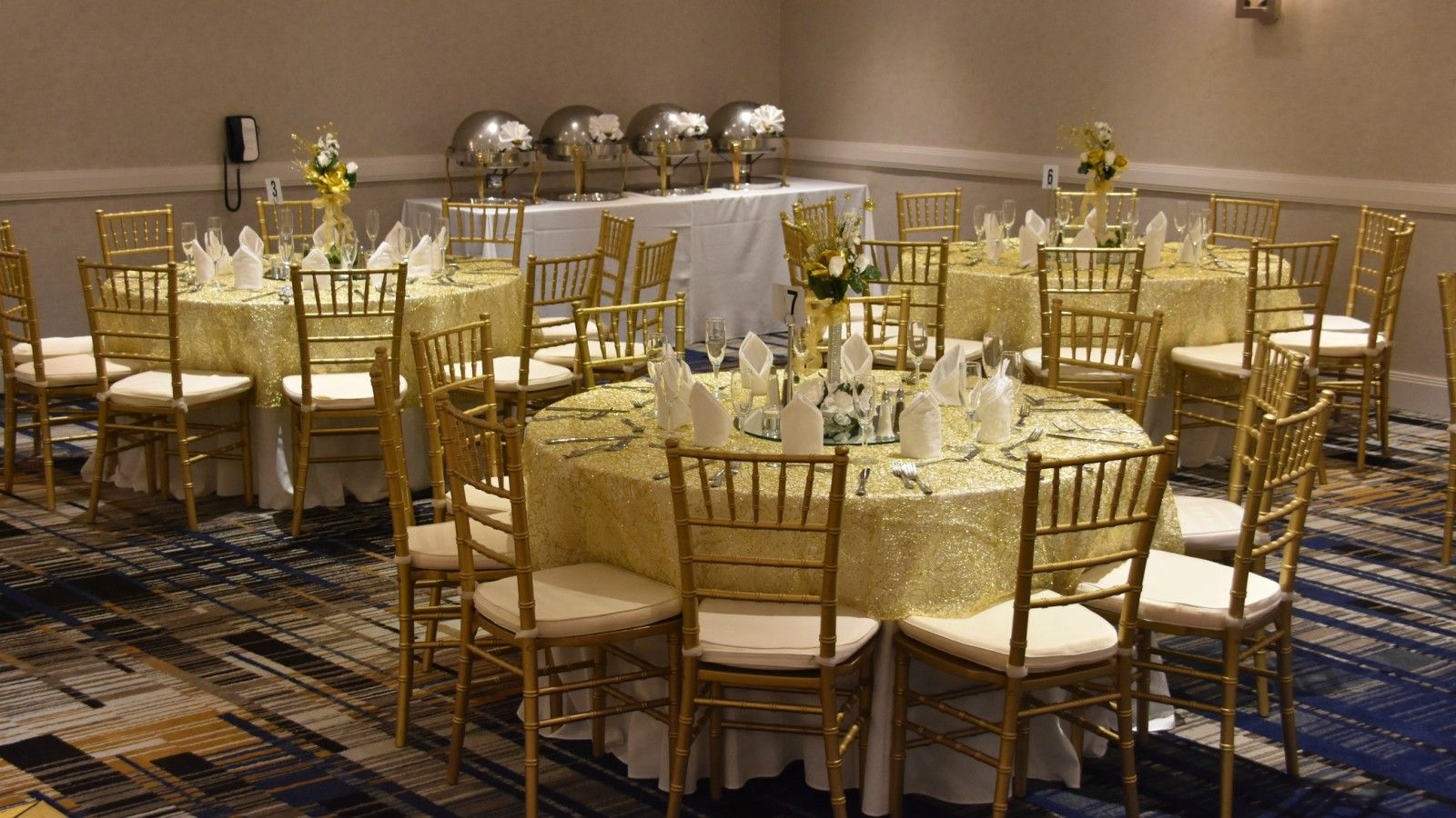 Wedding Venues Los Angeles - Banquet